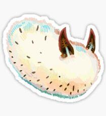 nudibranche de lapin de mer Sticker