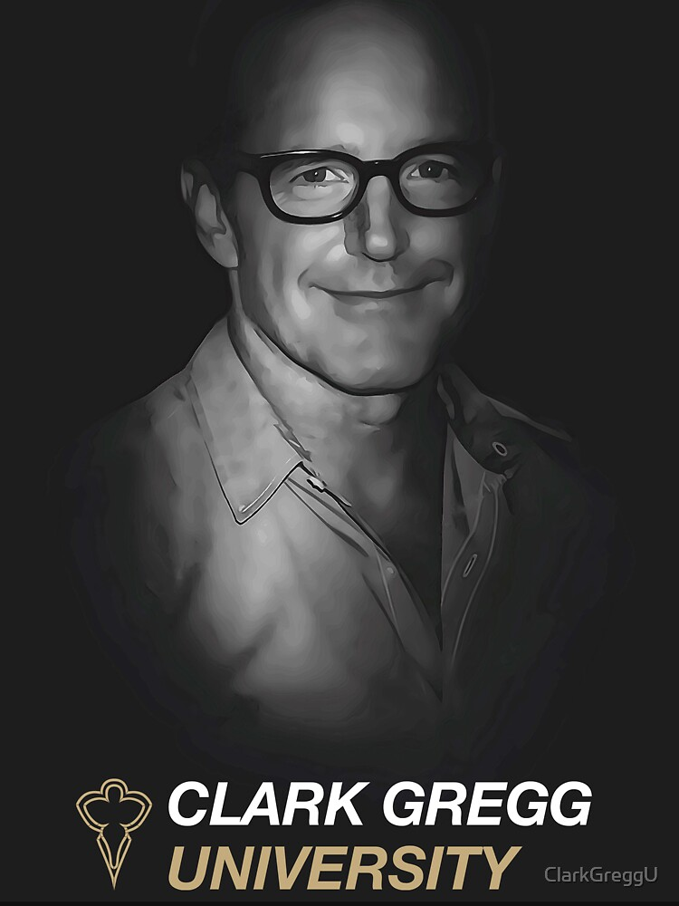 Clark Gregg University Fanart by ClarkGreggU