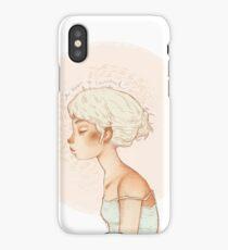 Aw Baby Yr Sunburned iPhone Case/Skin