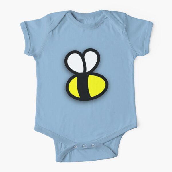 One Big Lof Bee Short Sleeve Baby One-Piece