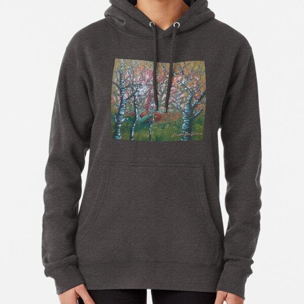 Moody Woodlands Pullover Hoodie