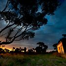 Near Barwon Heads Victoria, Australia by Melinda Kerr