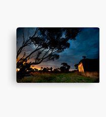 Near Barwon Heads Victoria, Australia Canvas Print