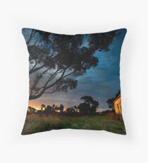 Near Barwon Heads Victoria, Australia Throw Pillow