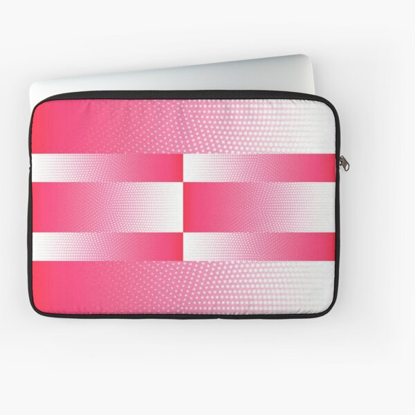 Ombre dots design spring Laptop Sleeve