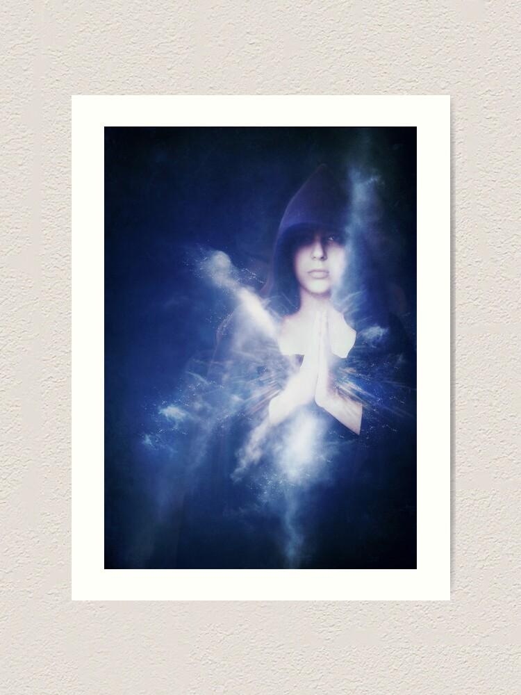 Alternate view of Mystical Art Print