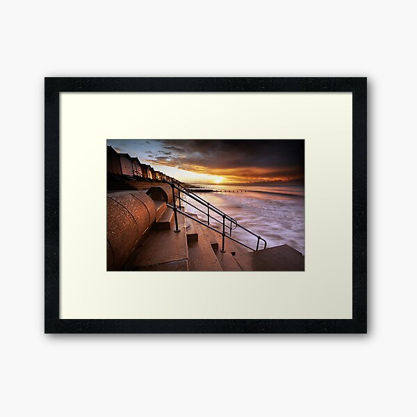 And Then it Dawned on Me Framed Art Print