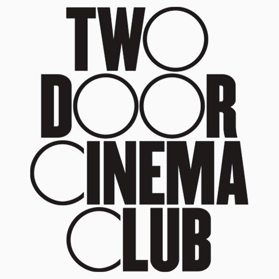 TShirtGifter presents: Two Door Cinema Club