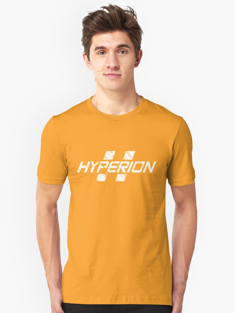 Hyperion Unisex T-Shirt Front