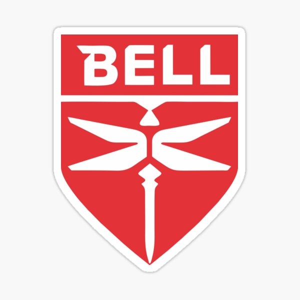 BEST TO BUY - Bell Helicopter Logo Sticker