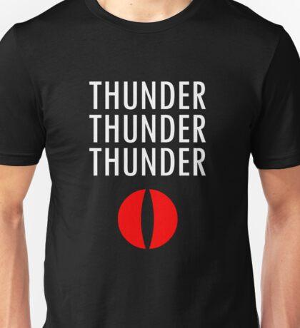Thunder X3 Unisex T-Shirt