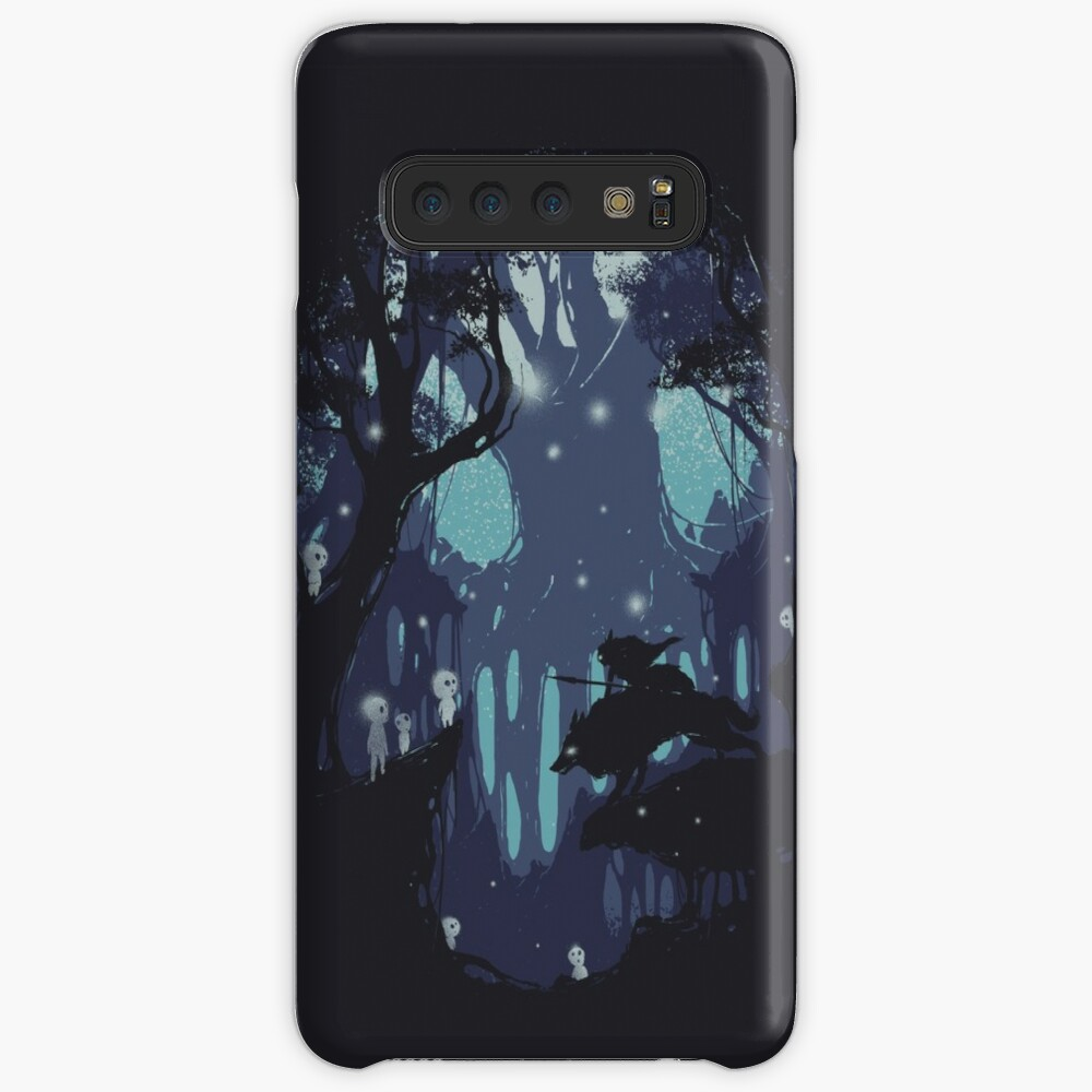 kodama Spirit Cases & Skins for Samsung Galaxy