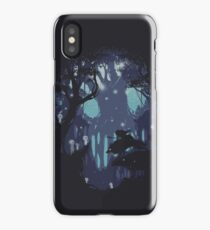 kodama Spirit iPhone Case/Skin