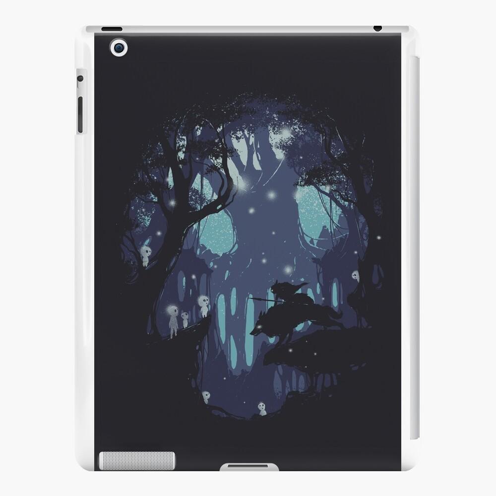 kodama Spirit iPad Cases & Skins