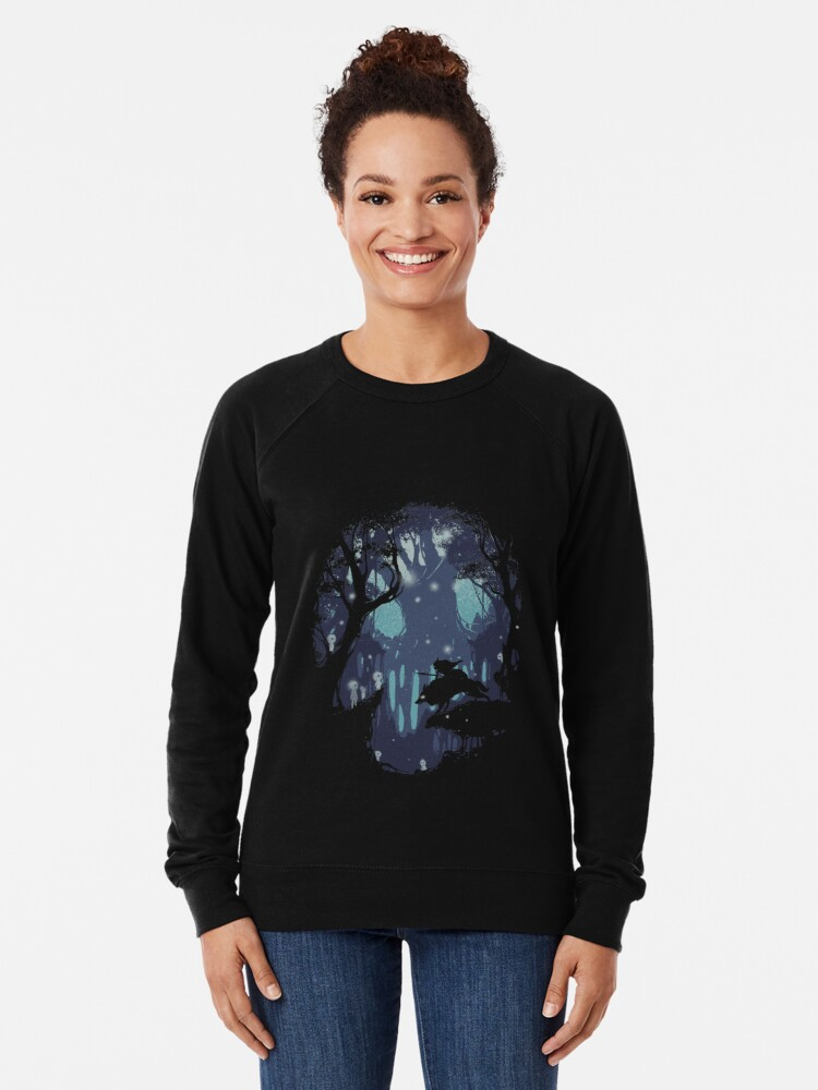 Alternate view of kodama Spirit Lightweight Sweatshirt
