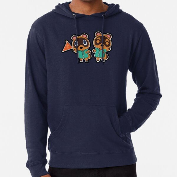 animal crossing timmy and tommy Lightweight Hoodie