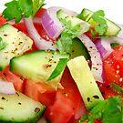 Macro Fresh Salad by LifeisDelicious