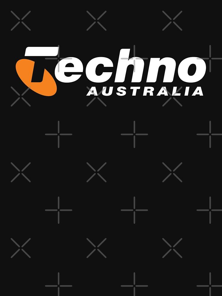 TECHNO Australia by wmartins