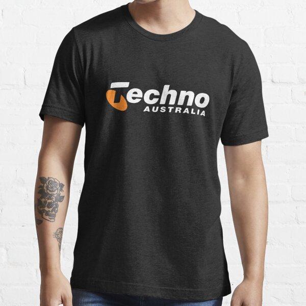 TECHNO Australia Essential T-Shirt