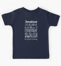 Prove Them Wrong.  Kids Clothes