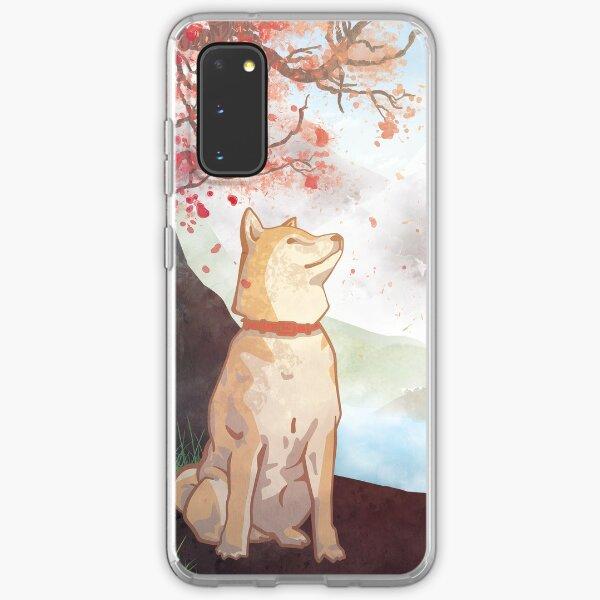 Shiba Inu Samsung Galaxy Soft Case