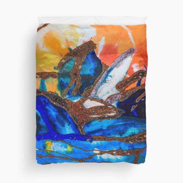 Sydney Opera House - Fine Art Duvet Cover