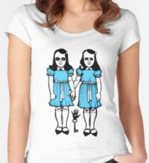 Hell Sisters Women's Fitted Scoop T-Shirt