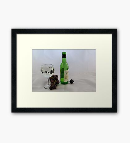 Time to Relax Framed Print