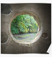 Through the Round Window Poster