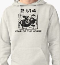 Chinese New Year of The Horse 2014 Pullover Hoodie
