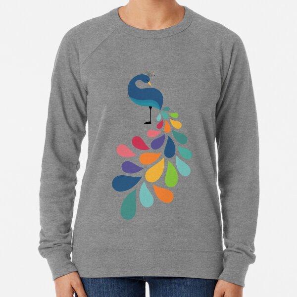 Dreamy Petal Lightweight Sweatshirt