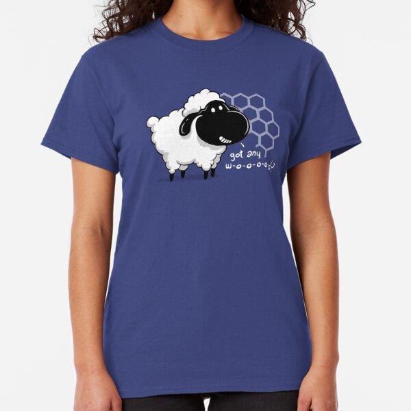 Catan You Give Me Wood? | Settlers of Catan Board Game Geek Sheep Classic T-Shirt
