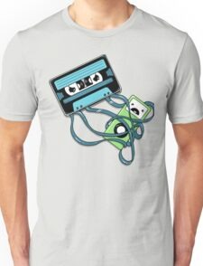 The Comeback | Retro Music Cassette Vs iPod T-Shirt