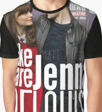 Take Care Of Jenna Graphic T-Shirt