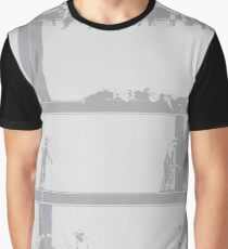 IronWorkers Grey Graphic T-Shirt