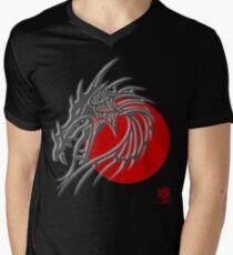 Year of The Dragon Men's V-Neck T-Shirt