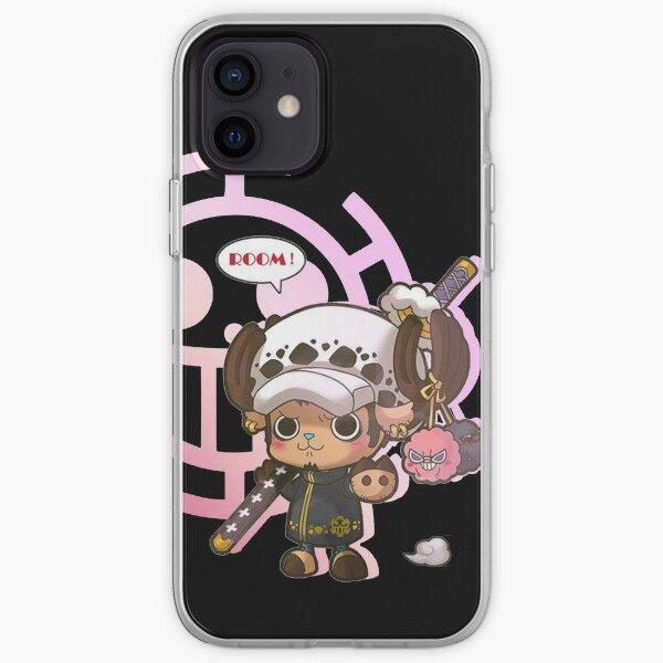 Tony Tony Chopper Trafalgar Law Cosplay iPhone Soft Case