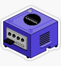 Nintendo Gamecube sticker Sticker