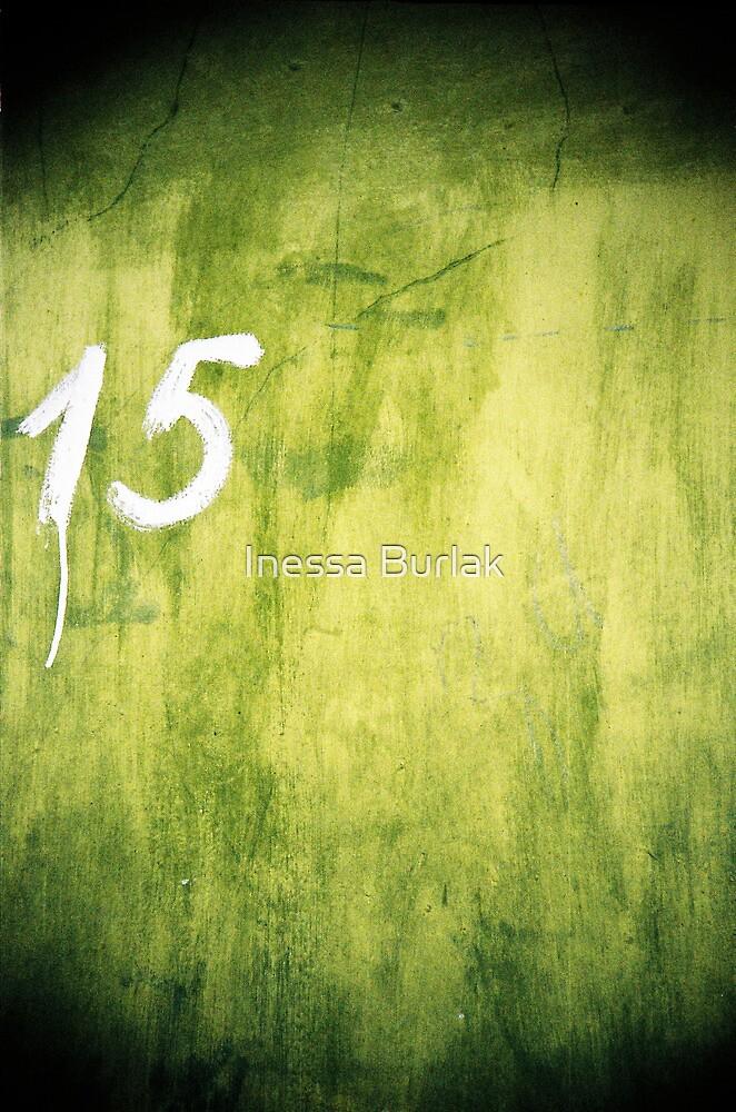 15 by Inessa Burlak