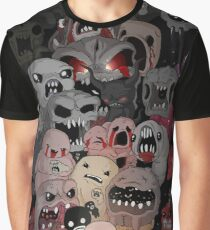 Binding of isaac fan art Graphic T-Shirt