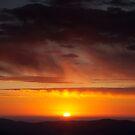 Mountain Sunrise by John  Sperry