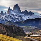 Mt Fitzroy and El Chalten by Peter Hammer