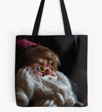 Santa Portrait Tote Bag
