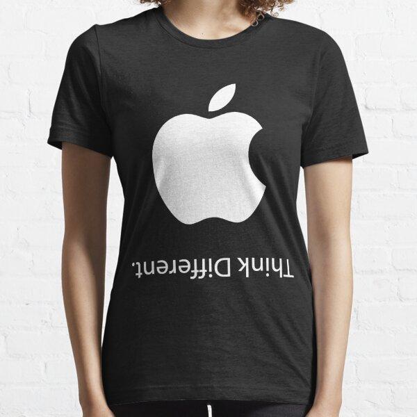 Apple - Think Different (Black) Essential T-Shirt