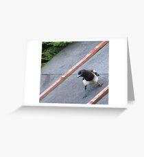 Wheee !! Greeting Card