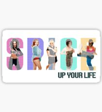 Spice Up Your Life! Sticker
