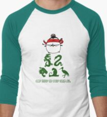 One Style To Rule Them All v.2 Men's Baseball ¾ T-Shirt