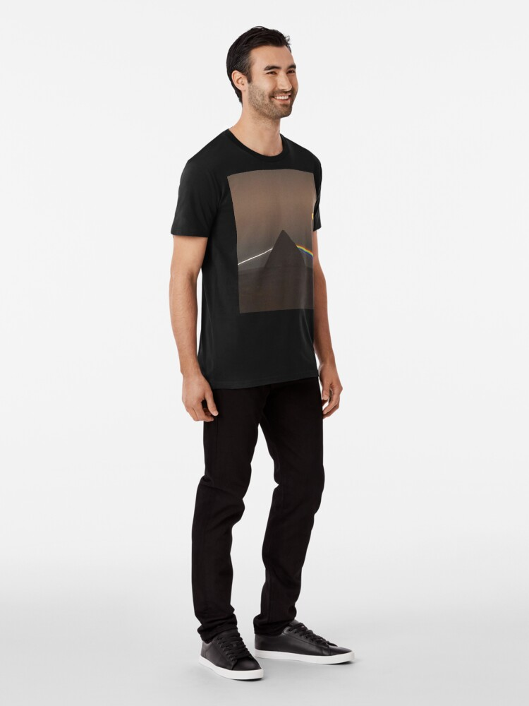 Alternate view of Pink Floyd prism Premium T-Shirt