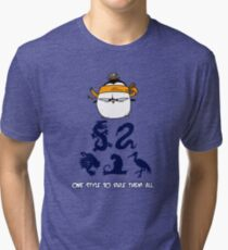 One Style To Rule Them All v.3 Tri-blend T-Shirt