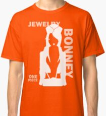 Supernova Jewelry Bonney Vector WHITE Classic T-Shirt